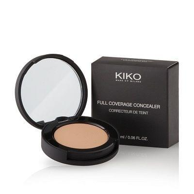 Full Coverage Concealer, Kiko : myrland aime !