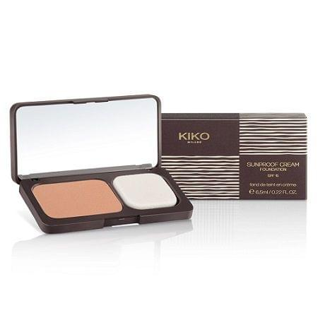 Sunproof Cream Foundation SPF 15, Kiko - Infos et avis