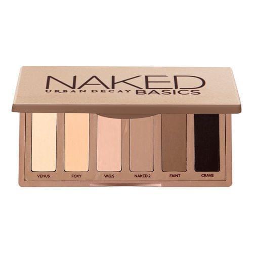 Naked Basics Palette de fards à paupières, Urban Decay - Infos et avis