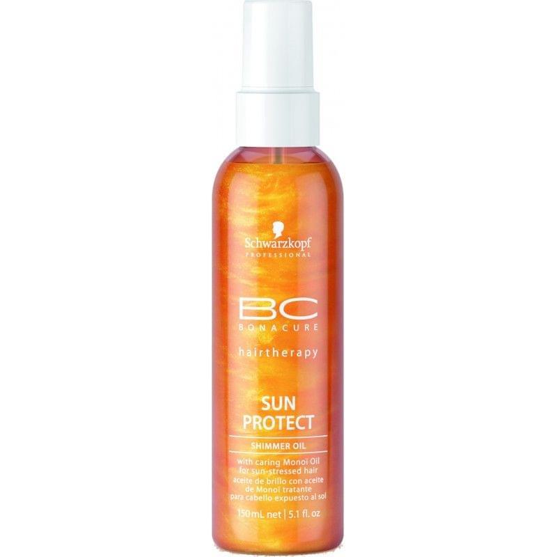 Spray Shimmer oil sun protect, Schwarzkopf - Infos et avis