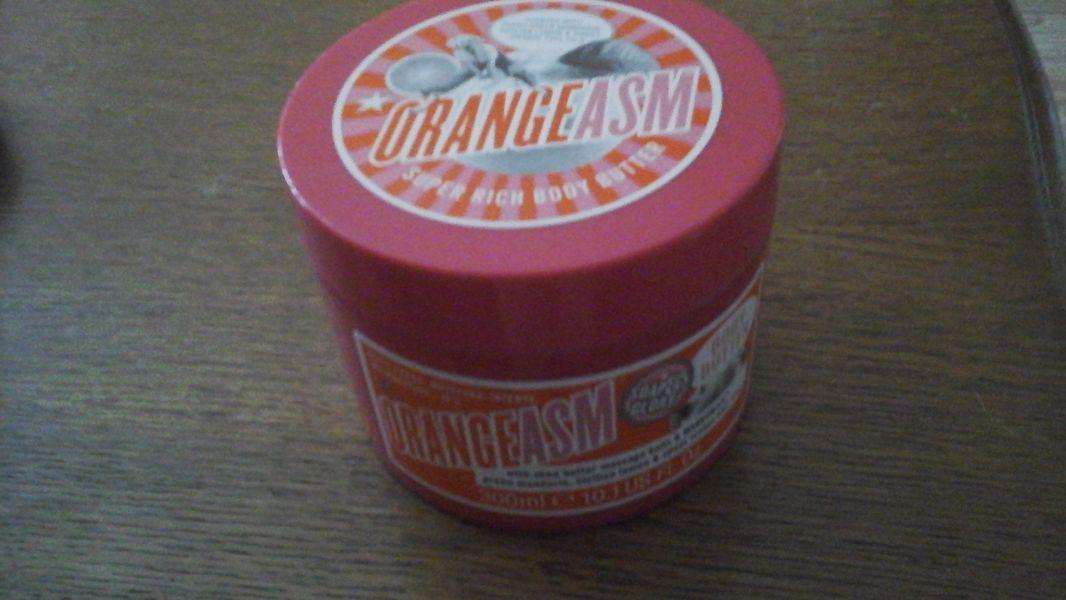 Orangeasm, Soap & Glory - Infos et avis