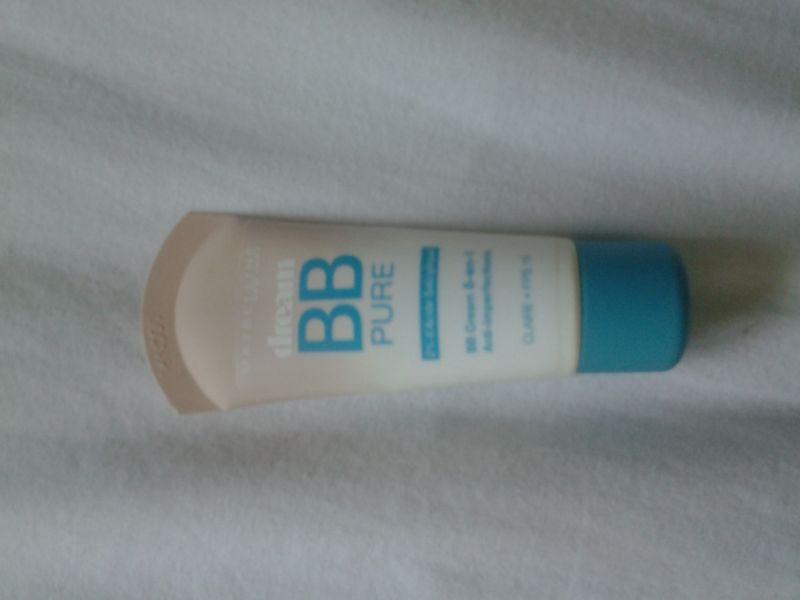 Swatch Dream Pure BB Cream, Gemey-Maybelline