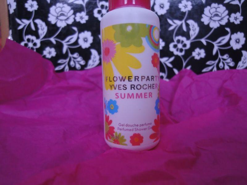 Swatch FlowerParty Summer, Yves Rocher