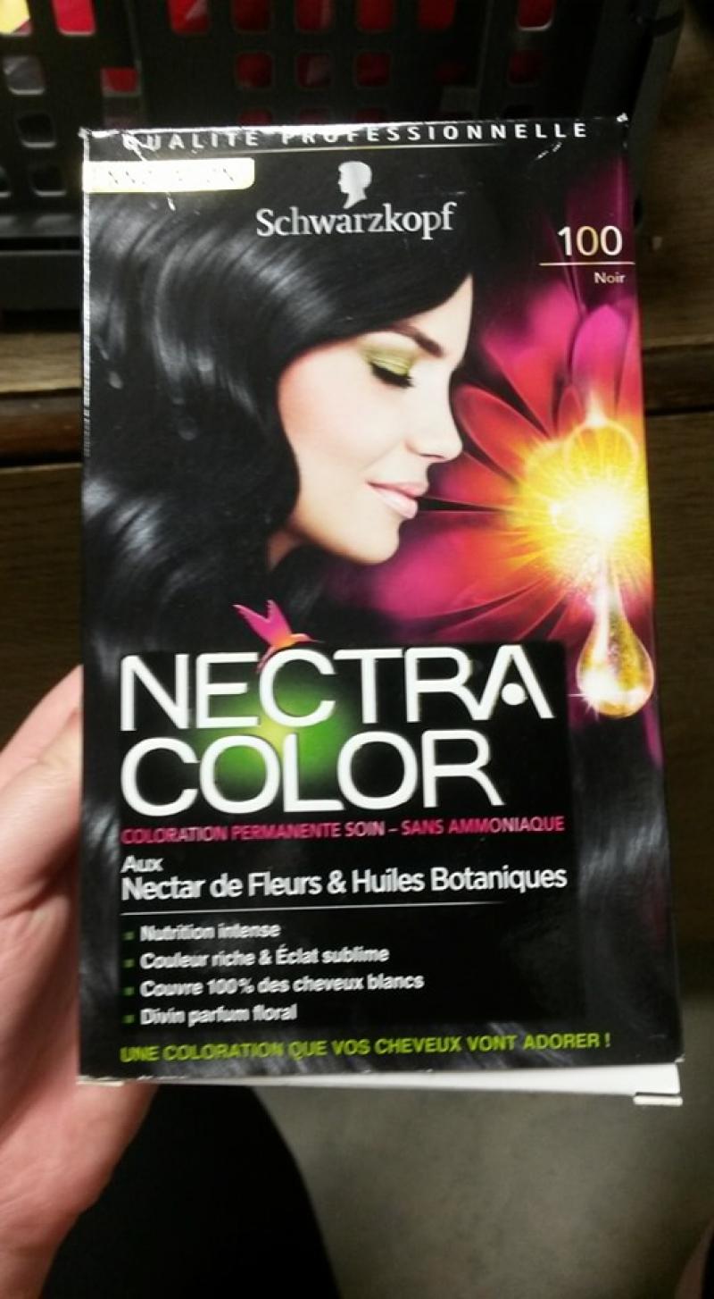 Swatch Necta Color, Schwarzkopf