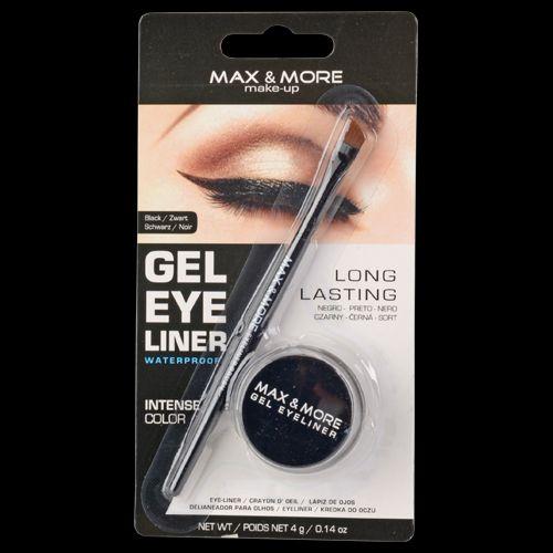 Gel Eye Liner, Max & More - Infos et avis