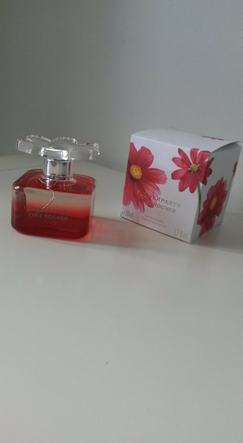 Swatch Parfum flowerparty, Yves Rocher