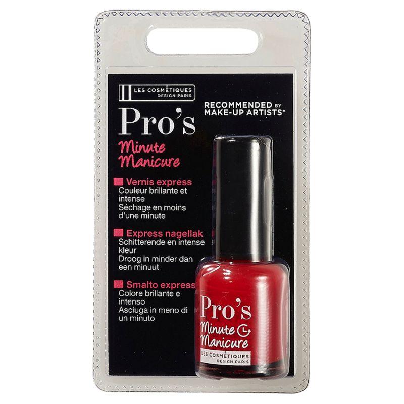 Pro's Minute Manicure, PRO'S - Infos et avis