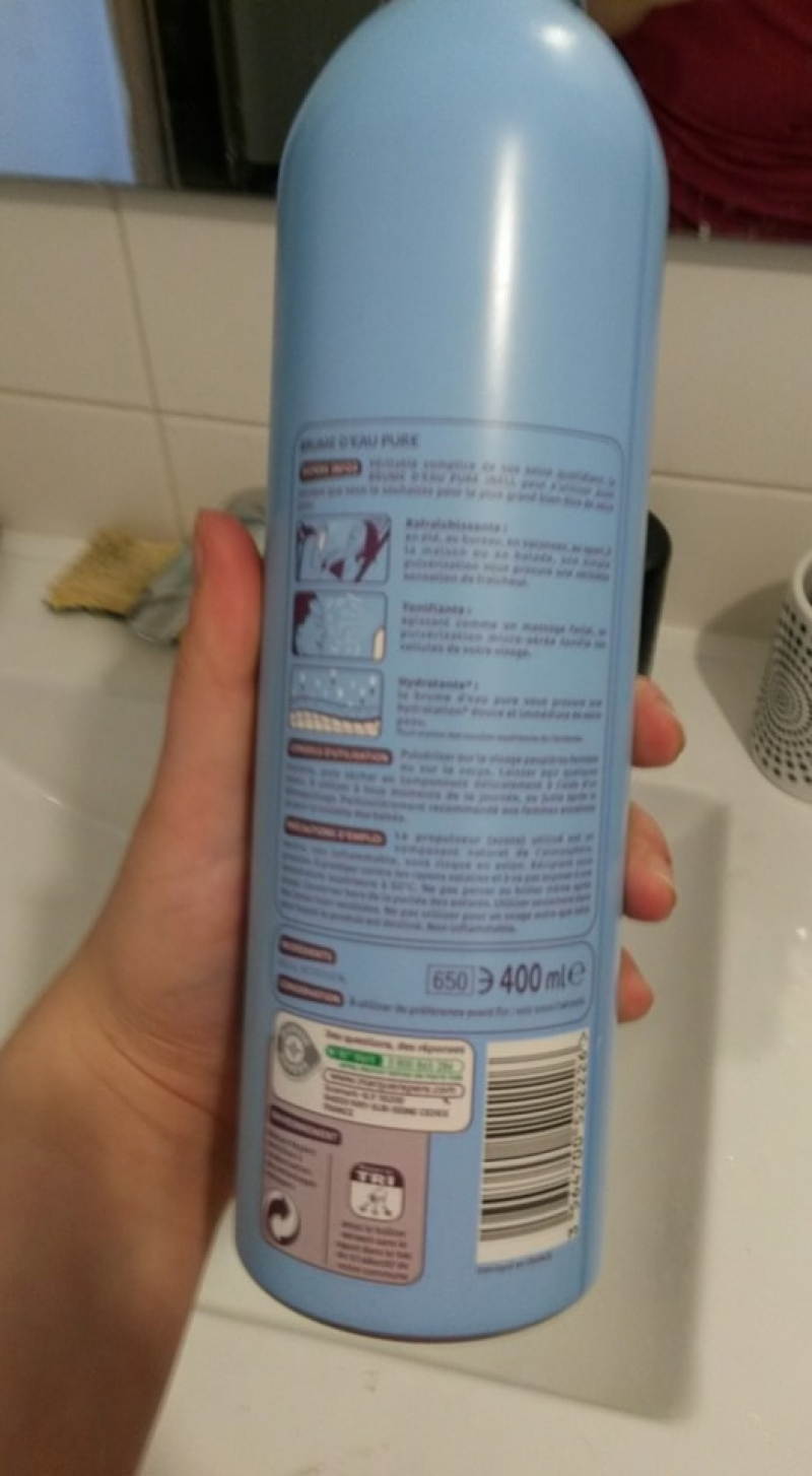 Swatch Brume D'eau Pure, Inell