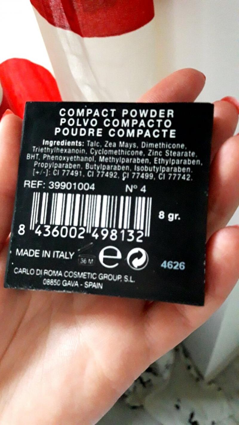 Swatch Poudre Compacte, Pure