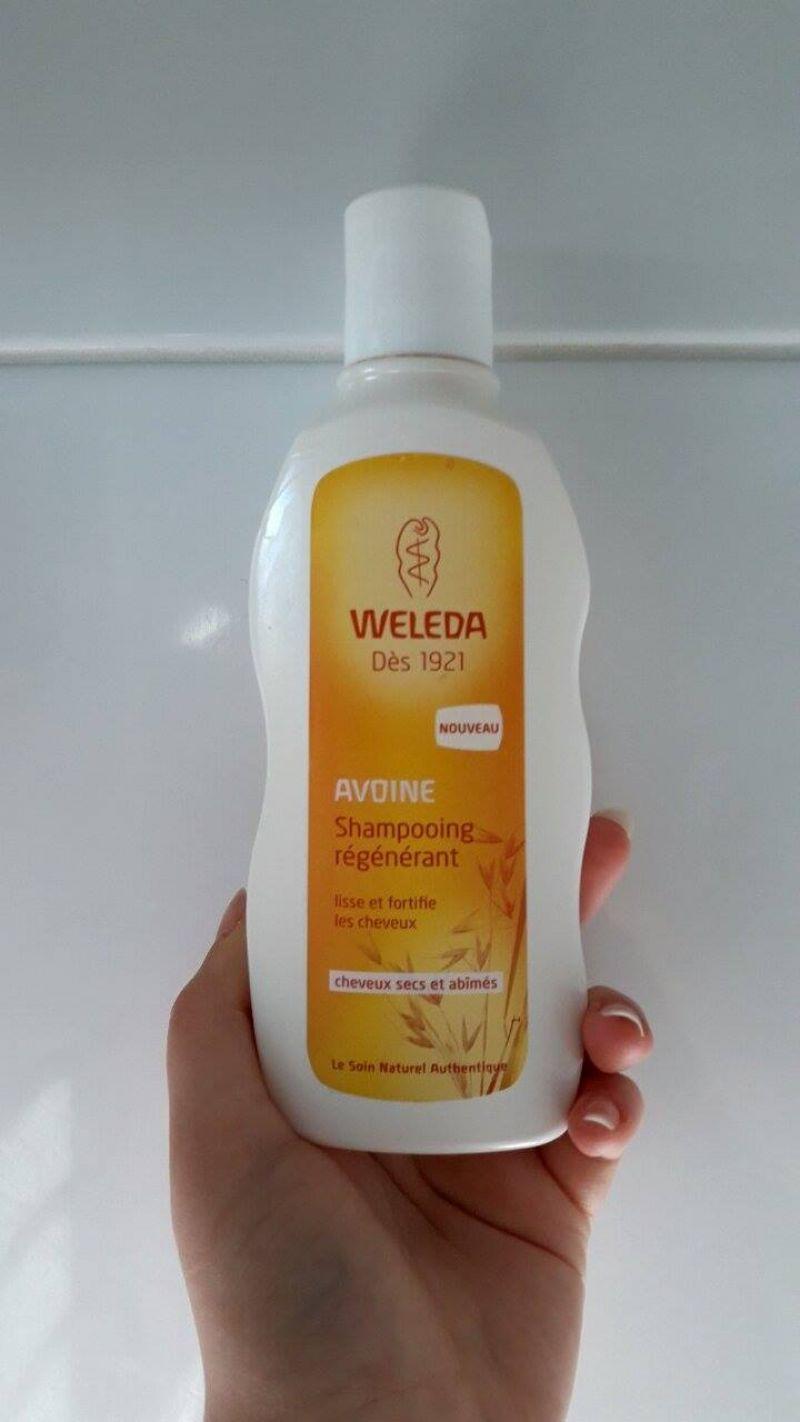 Swatch Shampooing régénérant à l'Avoine, Weleda