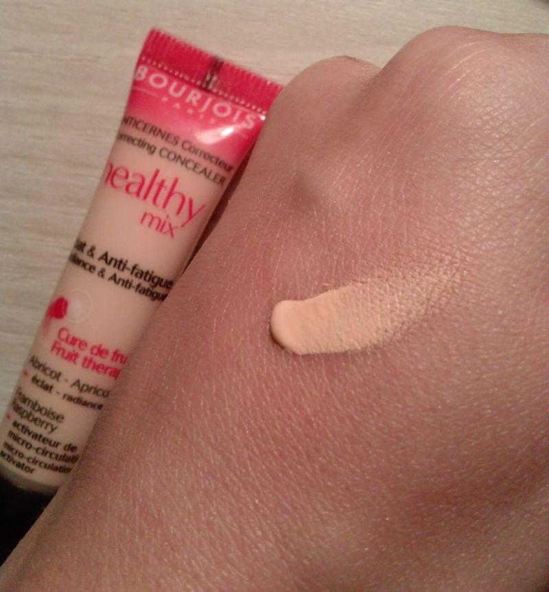 Swatch Anticernes Correcteur Healthy Mix, Bourjois