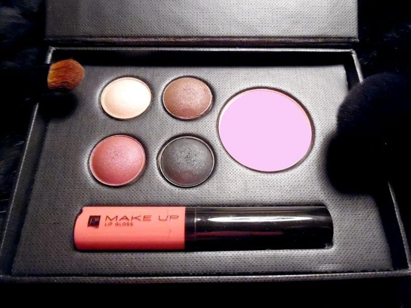 Swatch Make Up Kit Palette de Maquillage, FM Make Up