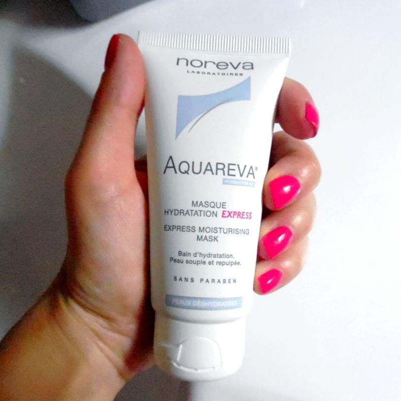 Swatch Aquareva Masque Hydratation Express, Noreva Laboratoires