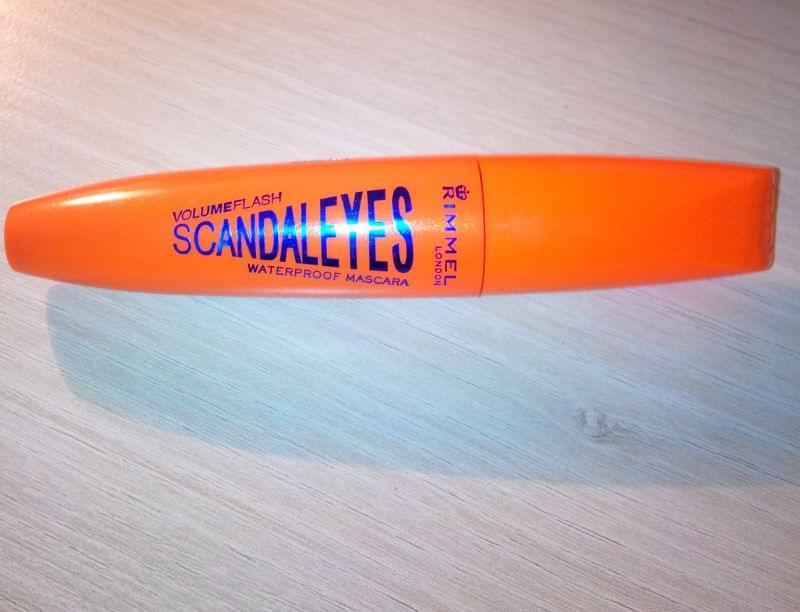 Swatch Scandaleyes Waterproof Mascara, Rimmel london