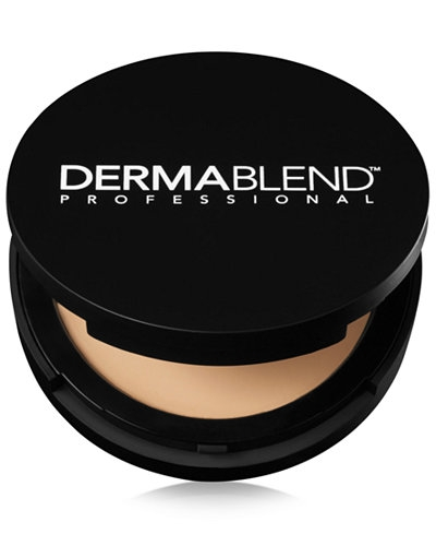 Swatch Intense Powder Camo Foundation - Almond, Dermablend