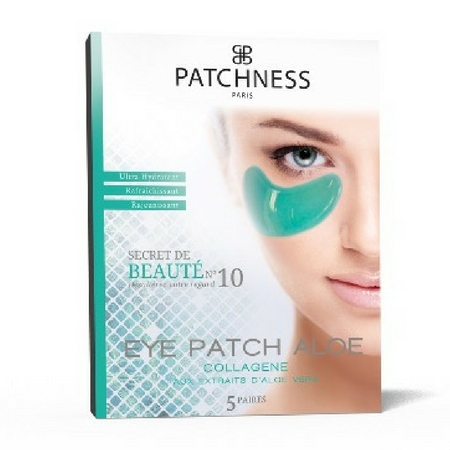 Eye Patch Aloé, Patchness : Maellevanity aime !