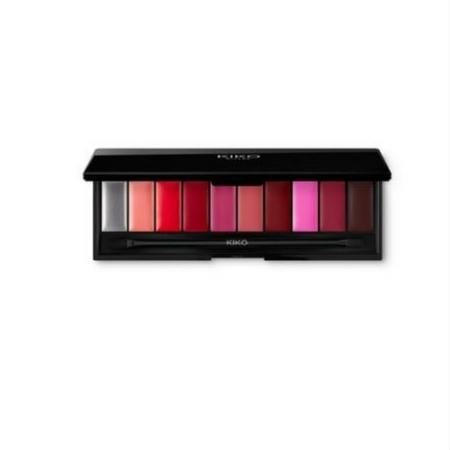Smart lip palette, Kiko - Infos et avis