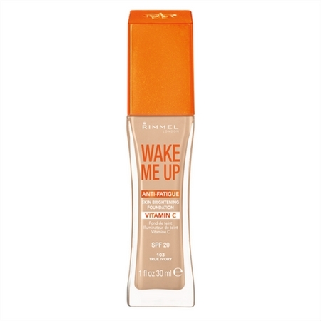 Wake Me Up Foundation, Rimmel : Maellevanity aime !