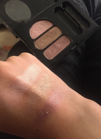 Swatch Color Appeal Trio Pro, L'Oréal Paris