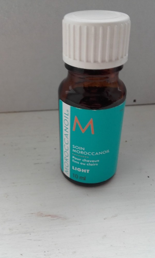 Swatch Soin Moroccanoil, Moroccanoil