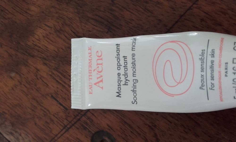 Swatch Masque Hydratant Apaisant, Avène