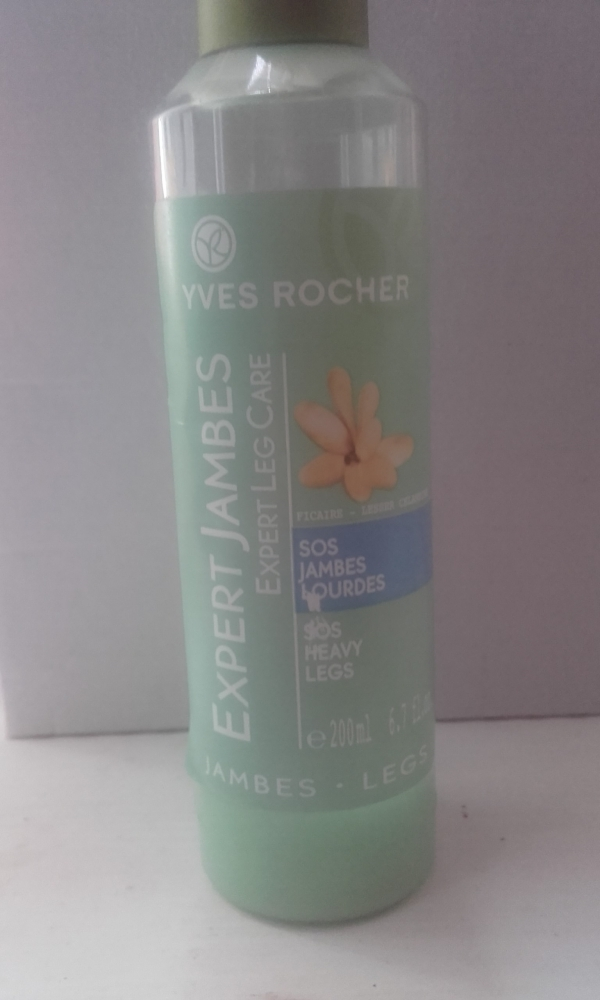 Swatch SOS Jambes Lourdes - Ficaire, YVES ROCHER