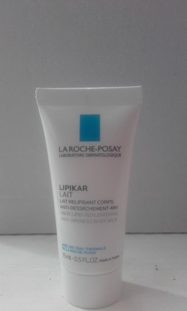 Swatch Lipikar Lait, La Roche-Posay