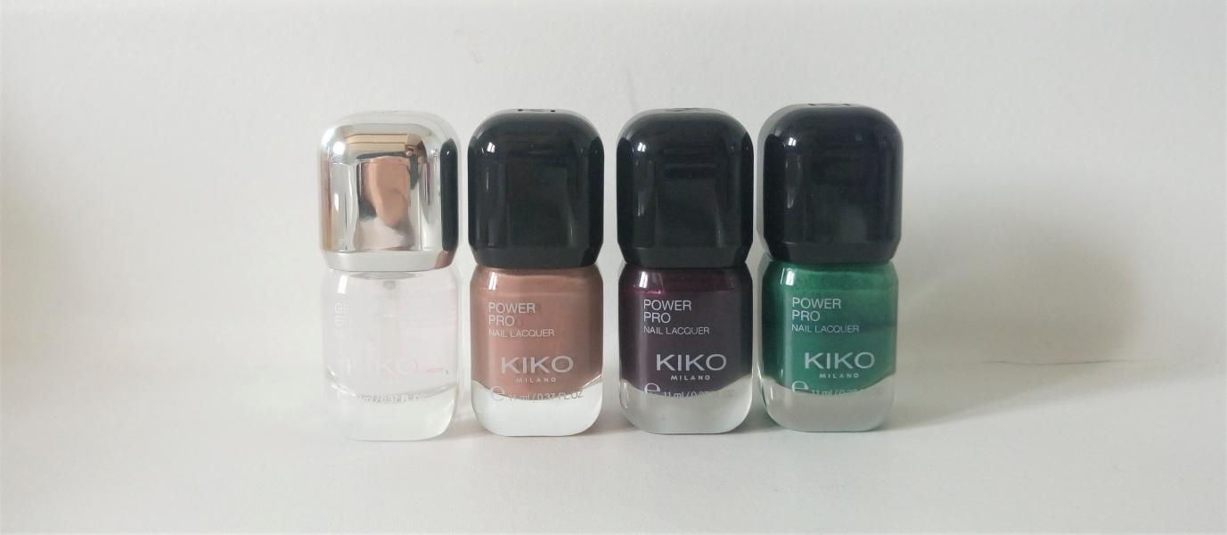 Swatch Power Pro Nail Lacquer, Kiko