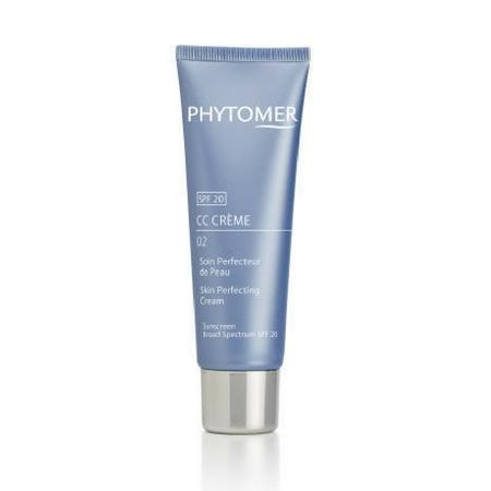 CC Crème Soin Perfecteur de Peau SPF 20 Teinte 02, Phytomer - Infos et avis