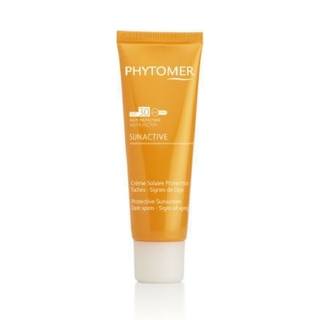 Crème Solaire Protectrice Tâches SPF 30 SunActive, Phytomer - Infos et avis