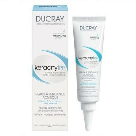 Crème Soin Apaisant Anti-Imperfections Keracnyl PP, Ducray : anaissaracino aime !