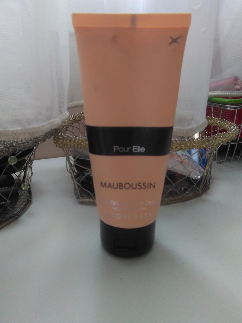 Avis Mauboussin Corps Cdbwrxoe Lait Le Soin Pour Parfumé Du Elle tQdshr