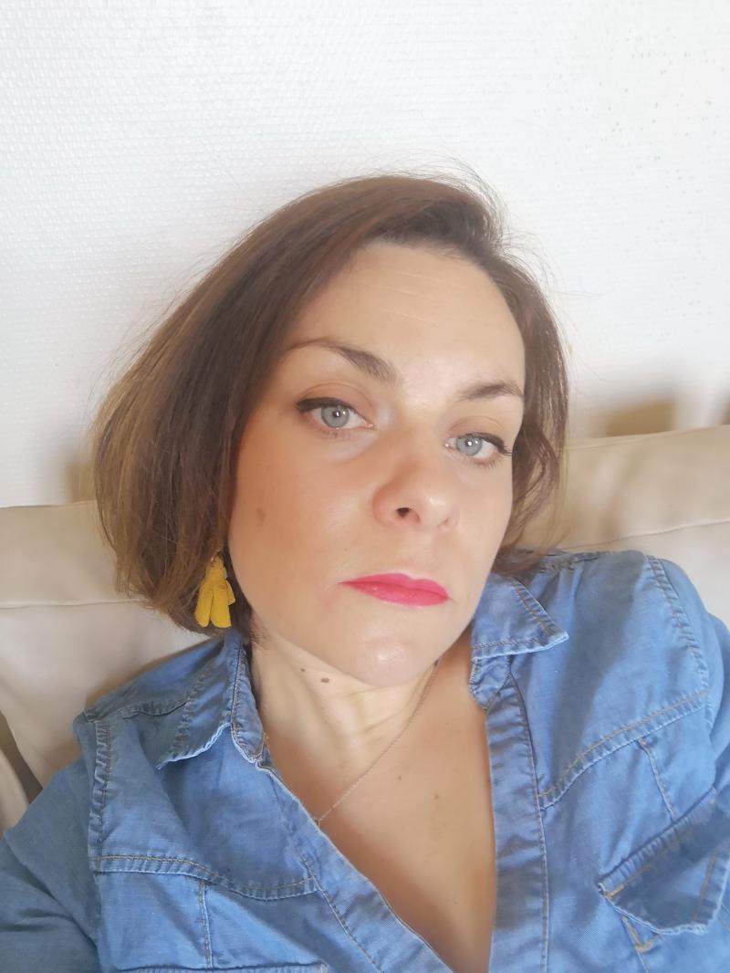 Swatch Rouge à lèvres, Lush