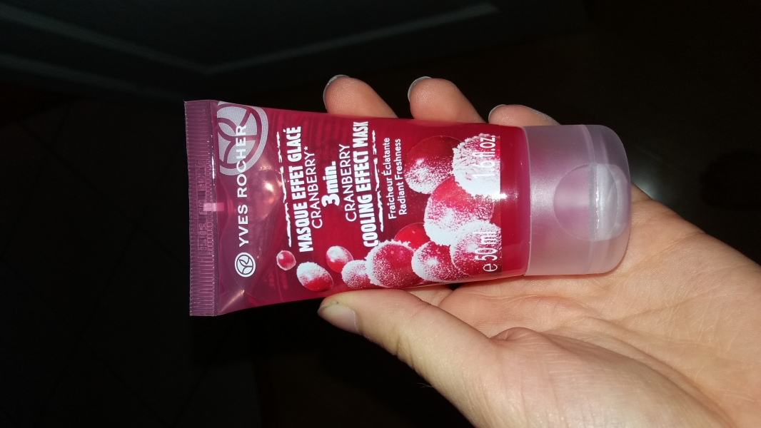 Swatch Effet Glacé Cranberry 3 min, Yves Rocher