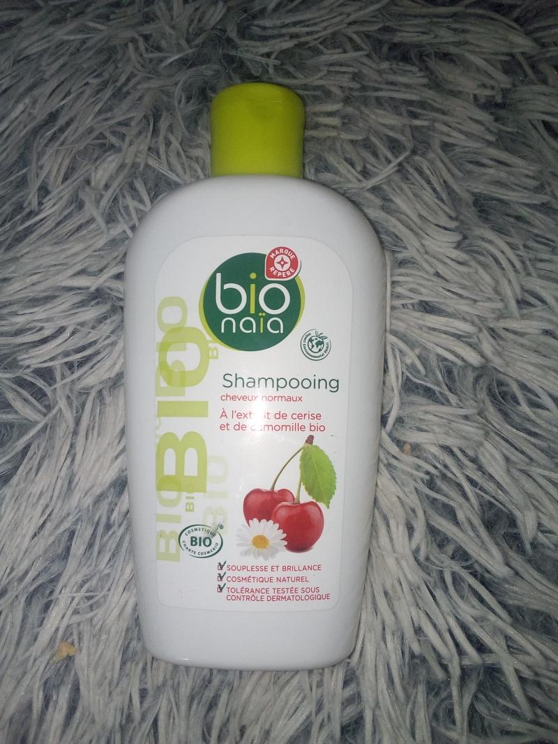 Swatch Bio naïa shampoing, Leclerc Marque Repère