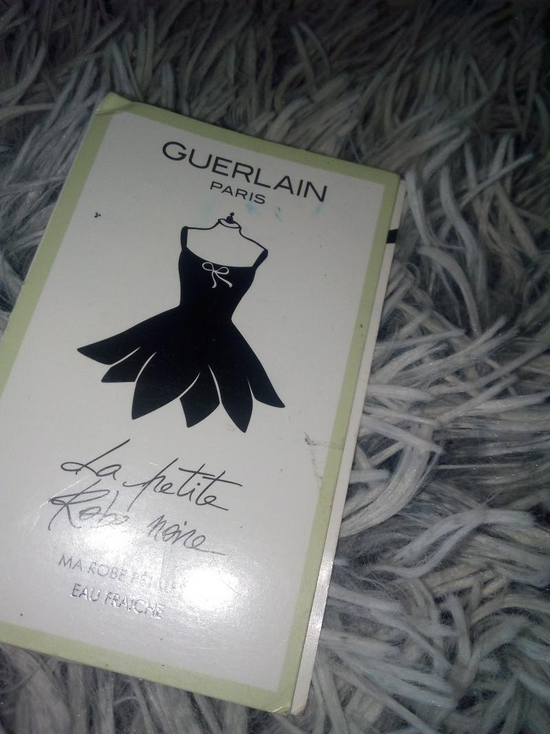 Swatch La Petite Robe Noire Eau Fraiche, Guerlain