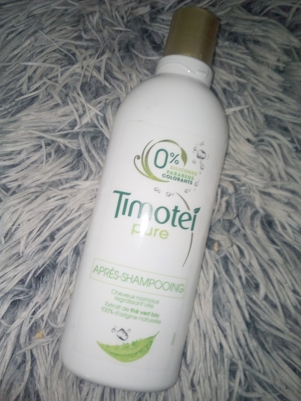 Swatch Pure 0% Extrait de Thé Vert Bio, Timotei