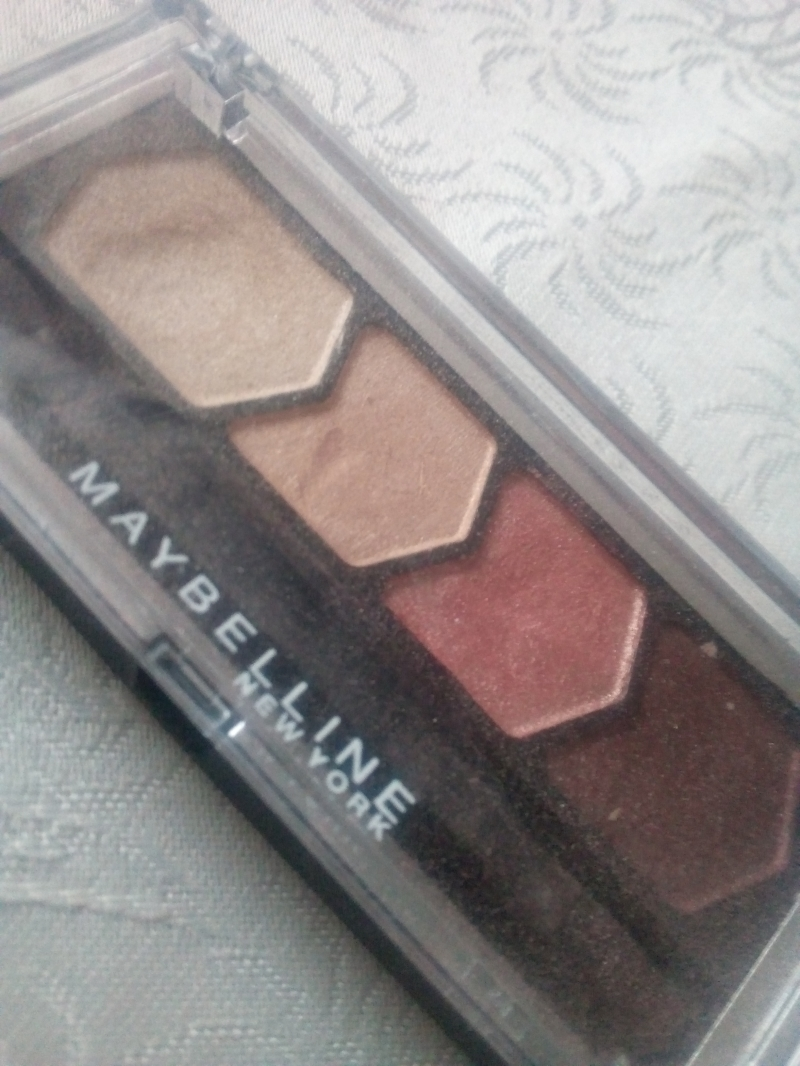 Swatch Palette, Maybelline New York