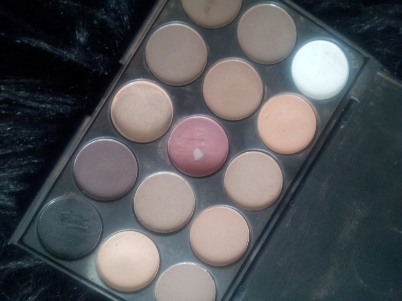 Swatch Palette, Morphe