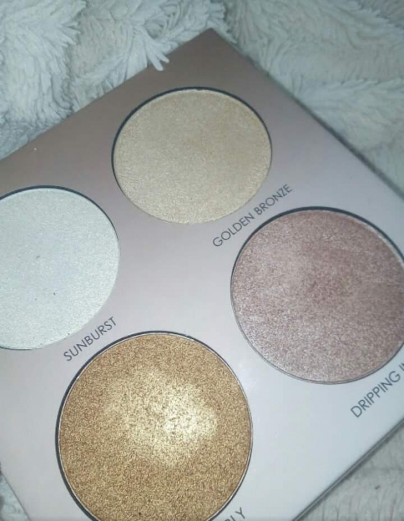 Swatch Glow Kit, MISS RÔSE