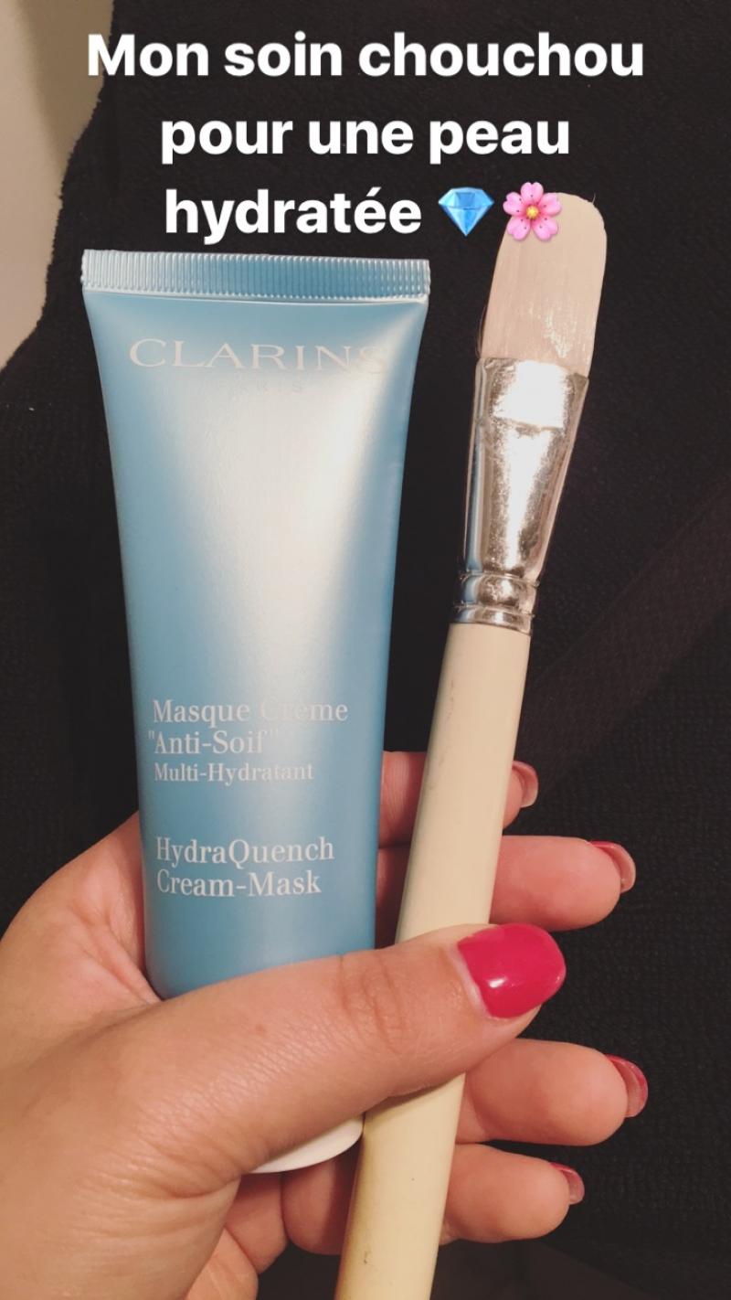 Swatch Masque Crème anti soif, Clarens
