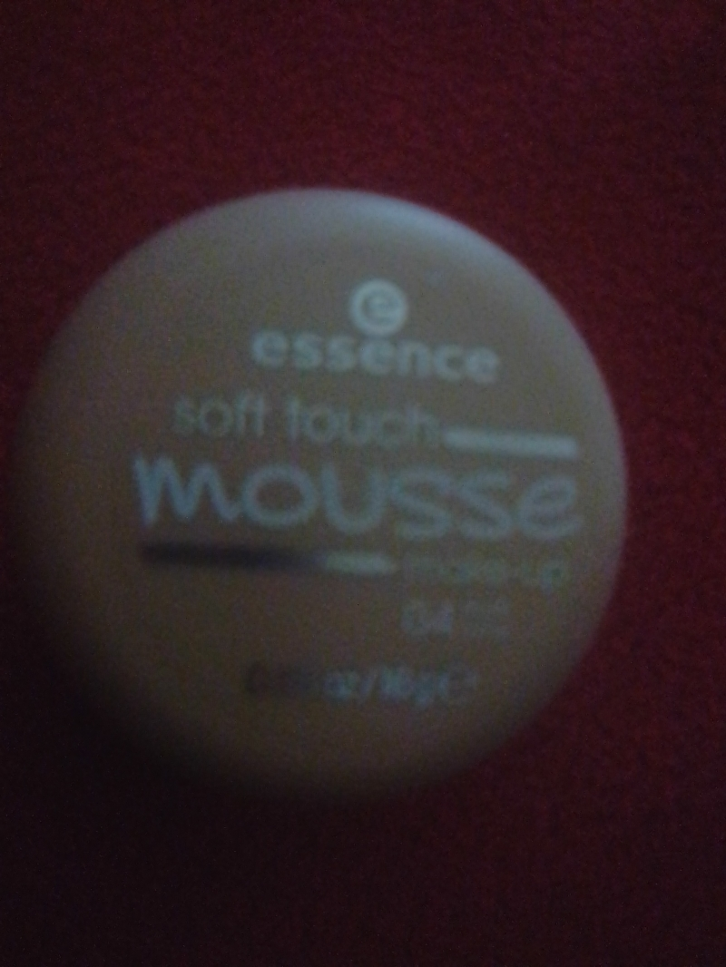 Swatch Soft Touch Mousse, Essence