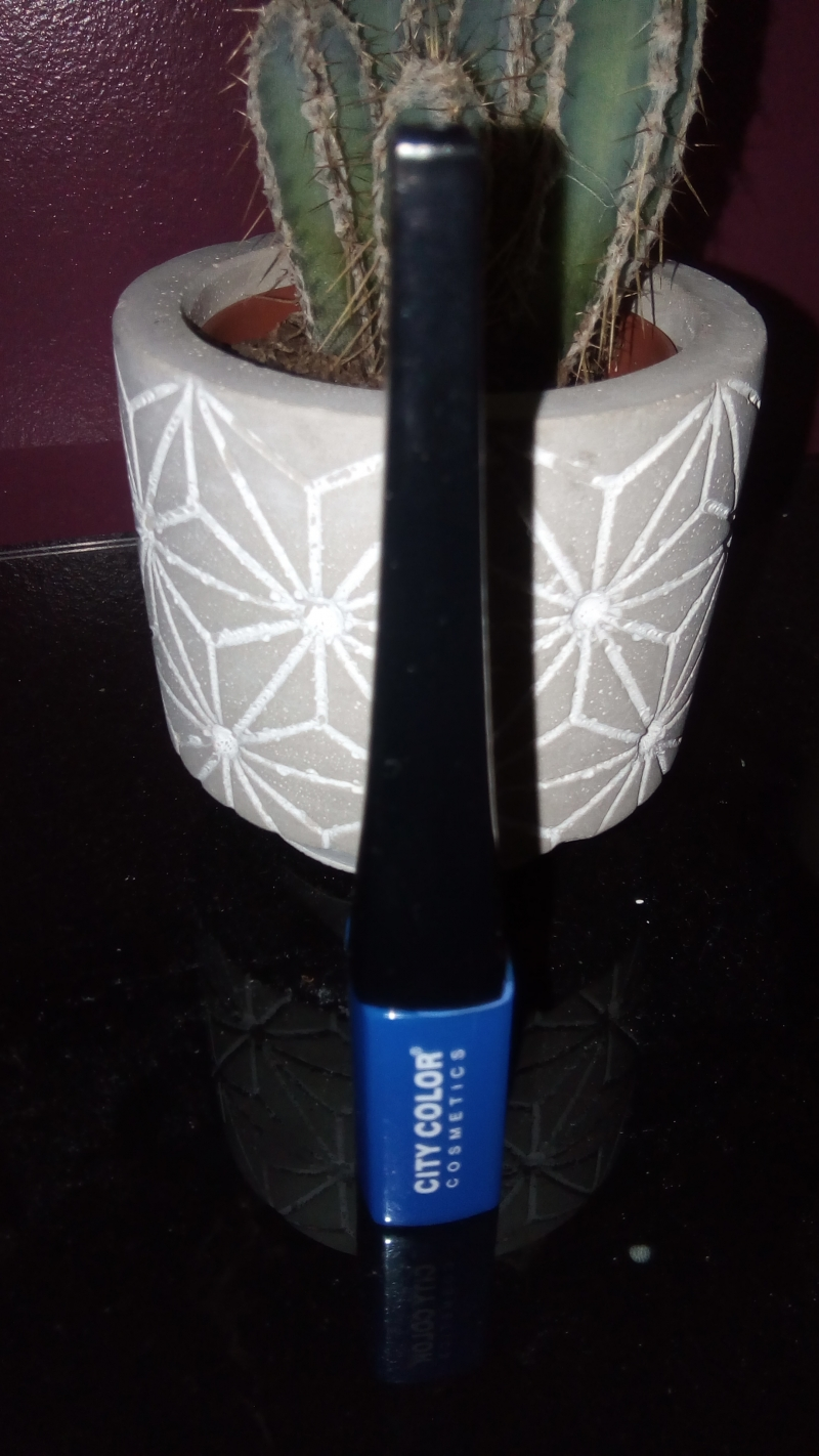 Swatch Eyeliner, City Color Cosmetics