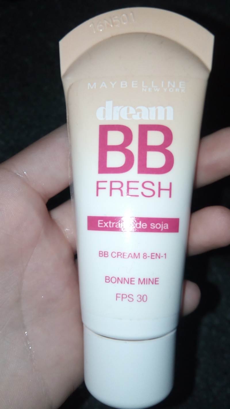 Swatch Dream Fresh BB, Gemey-Maybelline