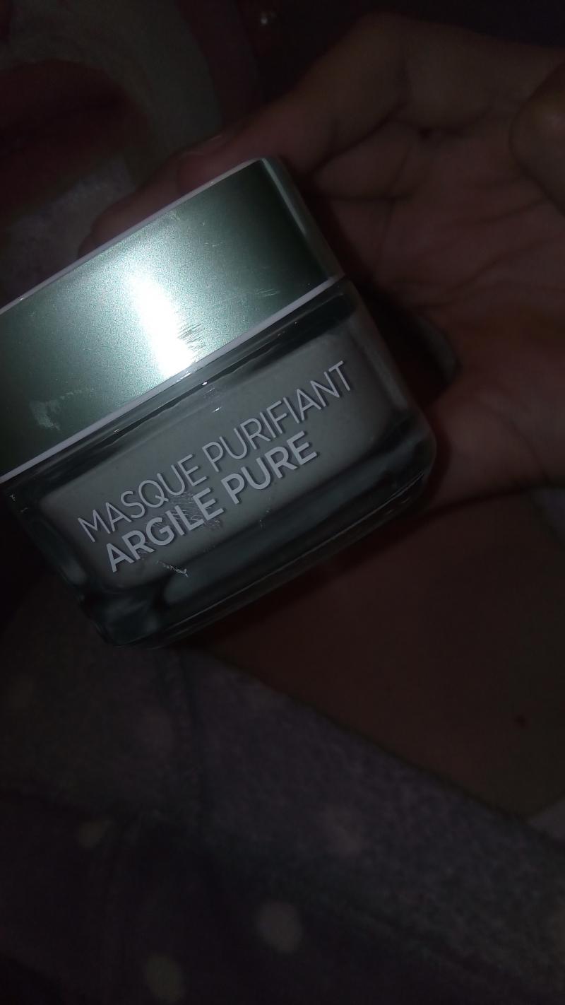 Swatch Masque Purifiant - Argile Pure, L'Oréal Paris