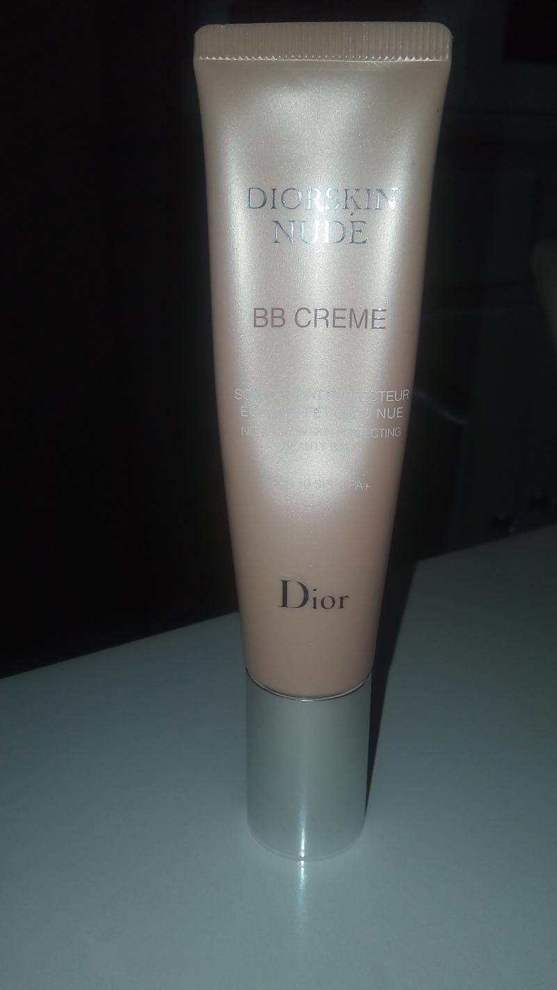 Swatch Diorskin Nude BB Creme, Dior