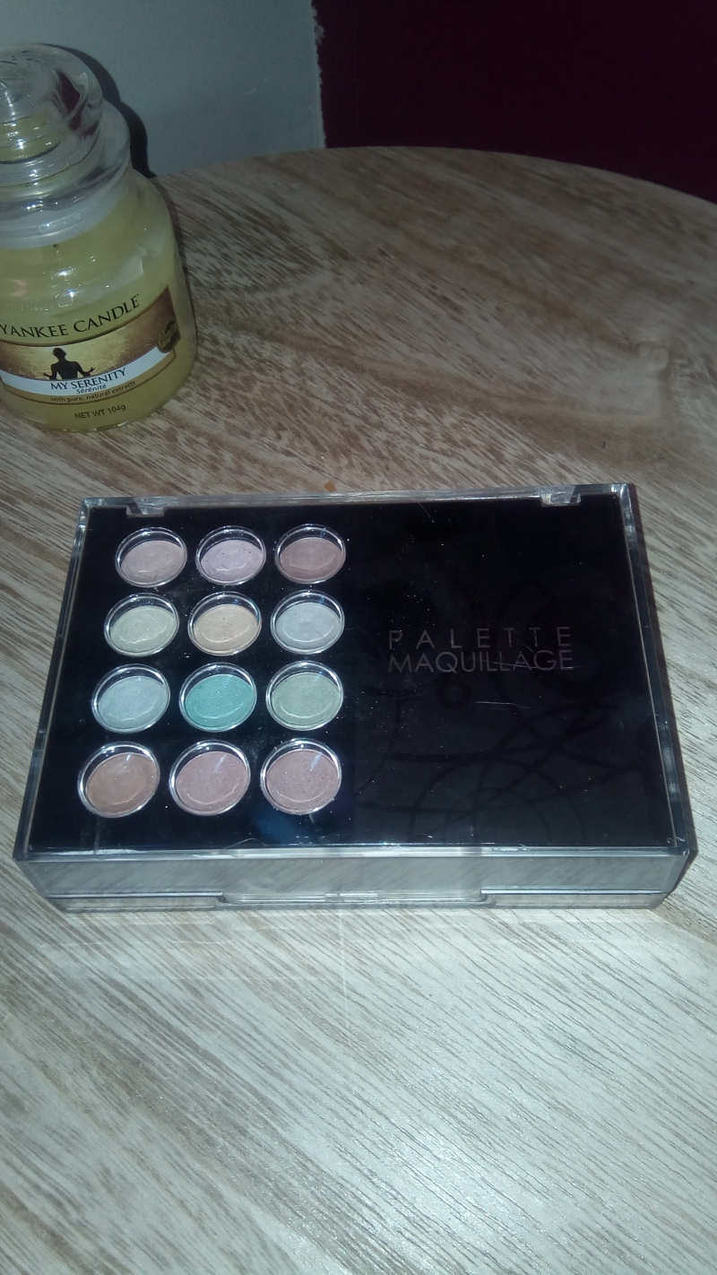Swatch Palette maquillage, Télé shopping