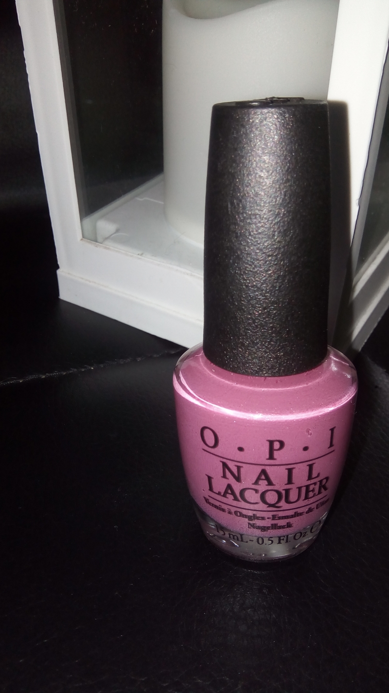 Swatch Vernis à Ongles, OPI