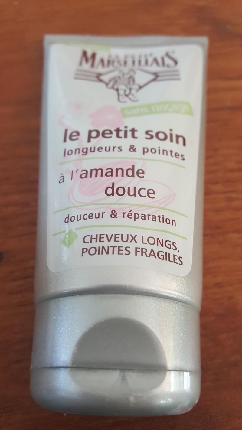 Swatch Le petit soin longueur et pointes à l'amande douce, Le Petit Marseillais