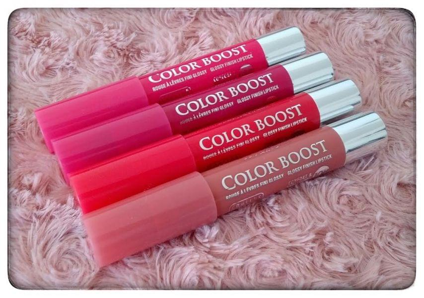 Swatch Color Boost, Bourjois